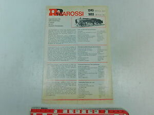 AV409-0-5-Rivarossi-H0-Beschreibung-fuer-1345-1093-Dampflok-Dampflokomotive