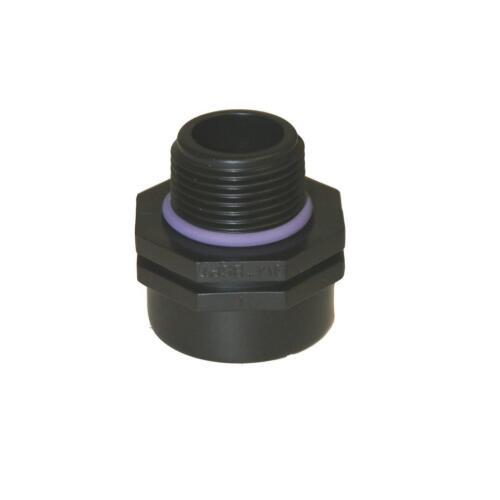 "1½/"" Female × 1/"" Male Threaded Reducing Adaptor SMFA4025 Threaded poly fittings"