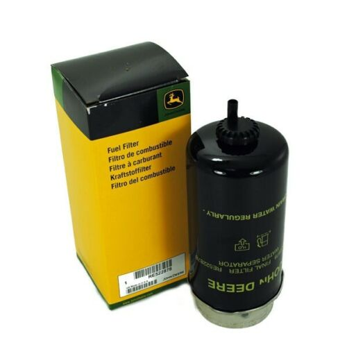 John Deere Water Separator Final Fuel Filter RE522878