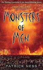 Monsters of Men: Chaos Walking: Book Three-ExLibrary