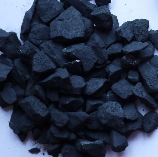 SHUNGITE STONES for water cleaner enhancing Natural mineral from Karelia Russia