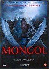 DVD MONGOL - Tadanobu ASANO / Sun HONG LEI / Sergei BODROV