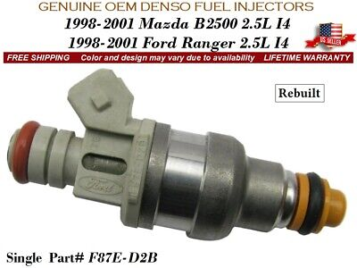 Fuel Injector Repair Kit for Injector Part # 98-01 Ford Ranger 2.5L I4