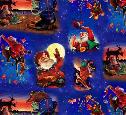 Cowboy Santa by Elizabeth Studios