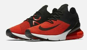 0c0c8ef1ccbe Nike Air Max 270 Flyknit Chile Red Challenge Red Black AO1023-601