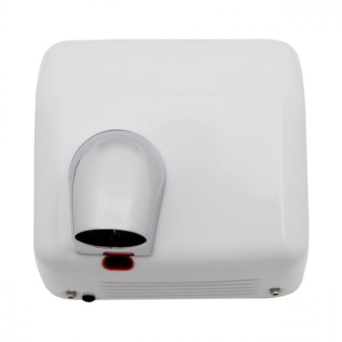 P+L Systems Automatic Contactfree Hand Dryer Mid DM2300W White Metal