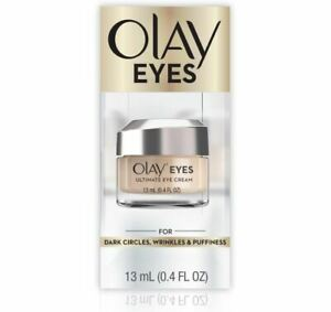 Olay Ultimate Eye Cream For Wrinkles Puffy Eyes Dark Circles