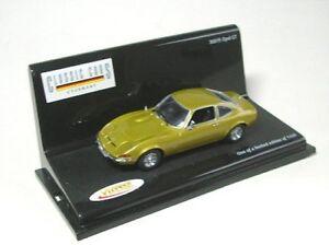 Vauxhall GT (Sahara Golden)