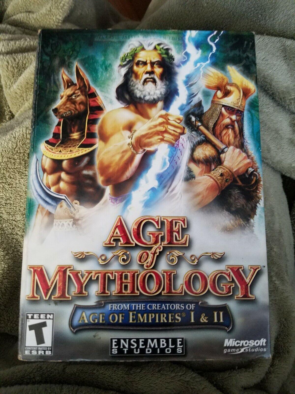 Age of Mythology (PC, 2002)