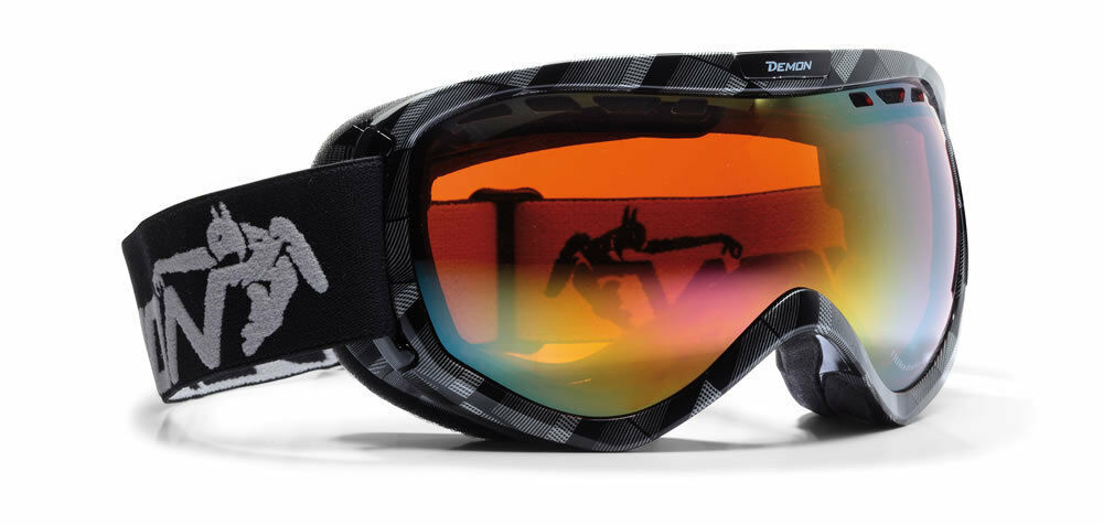 DMN Raptor-optical carbon Skibrille Snowboardbrille