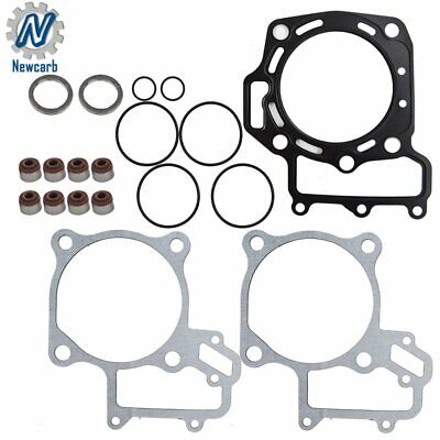 Top End Gasket Kit Set For KAWASAKI BRUTE FORCE 750 4x4i 05-17 Head Gaskets
