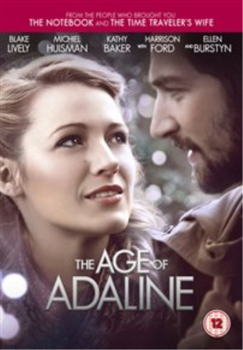 Harrison Ford, Kathy Baker-Age of Adaline  DVD NEW