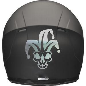SKULL-JOKER-Motorbike-Helmet-Sticker-Car-Decal-100mm-x-115mm