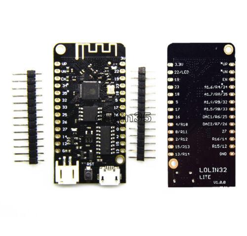 ESP32 Lite V1.0.0 Wifi/&Bluetooth Board Based MicroPython 4MB FLASH CH340 WEMOS