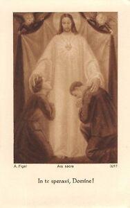 """Le Zèle Photos Icône Gebetbild Santini """"fügel"""" Holy Card Ars Sacra """"h989""""-afficher Le Titre D'origine"""