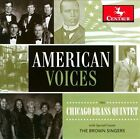 American Voices (CD, Jan-2012, Centaur Records)