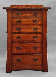 Genial Image Is Loading MACKINTOSH ARTS Amp CRAFTS LINGERIE LINEN CHEST CHILD