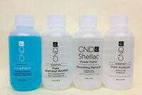 Cnd Essential - Pick Scrubfresh, Pure Alcohol, Nourishing Remover,acetone 2oz