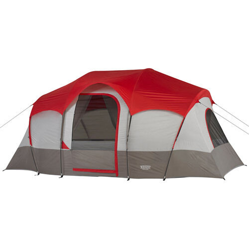 14' x 9' Tent, 7 Person Camping  Outdoor Family Hiking Shelter Waterproof Trail  buy 100% authentic quality