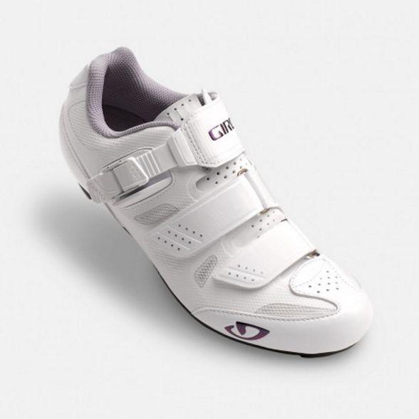 Giro Solara II donna Road Bike scarpe bianca 39 EU 7.5 US  NEW