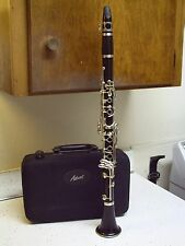Accent Buffet E11 CL720W Wood Germany Clarinet
