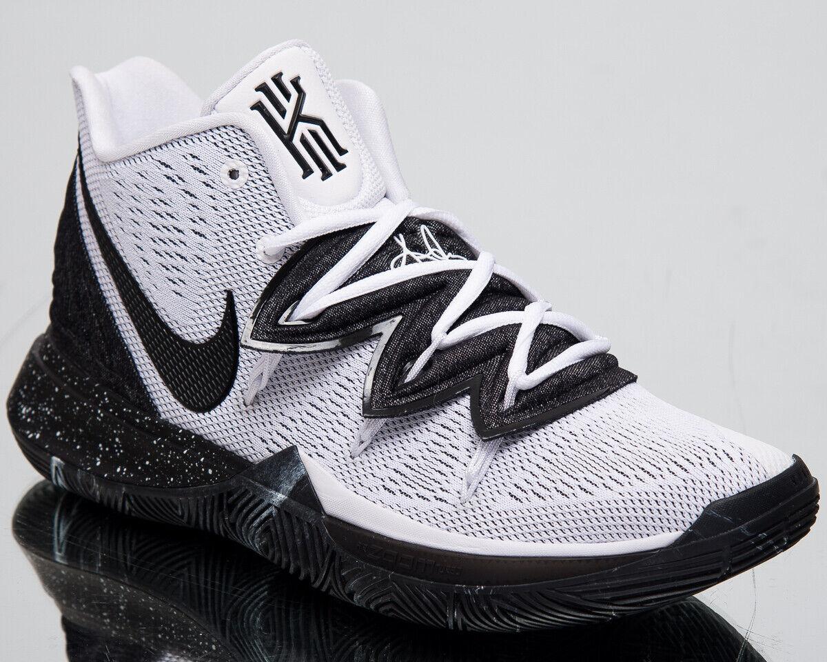 Nike kyrie 5  oreo  biscotti & cream  uomini nuovi ao2918 100 basket.   Prestazione eccellente    Uomo/Donna Scarpa