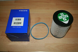 genuine volvo fuel filter 31342920 diesel s40 v50 c70 v60 s80 v40 s60 v70 ebay. Black Bedroom Furniture Sets. Home Design Ideas