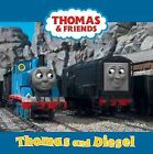 Thomas and Diesel by Egmont UK Ltd (Board book, 2013)