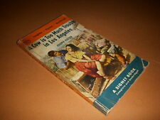 A Cow is Too Much Trouble in Los Angeles by Joseph Foster, Signet 1st, 1953, PB!
