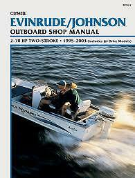 JOHNSON-EVINRUDE-WORKSHOP-MANUAL-2hp-TO-70hp-ENGINES-1995-to-1998-B735-CLYMER