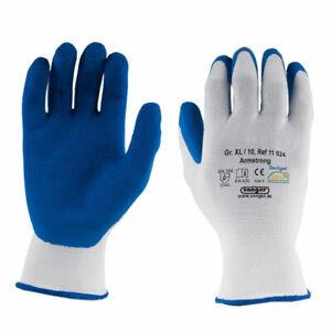 Handschuhe-Saenger-Armstrong-ideal-fuer-Garten-Haus-und-Hof-Montagehandschuh
