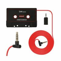 Besdata Car Cassette Adapters For Ipod Ipad Iphone Mp3 Mobil De... Free Shipping