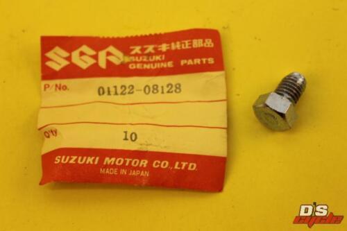 NOS SUZUKI 1973 MT50 REAR WHEEL BOLT PART# 01122-08128