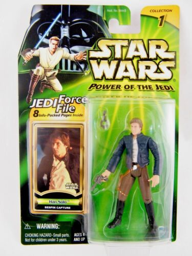 Vedi Foto Star Wars Power Of The Jedi Cardato Personaggi Moc