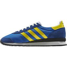 adidas Originals Marathon PT 85 Men's Trainers Running Shoes Blue NEW US 9