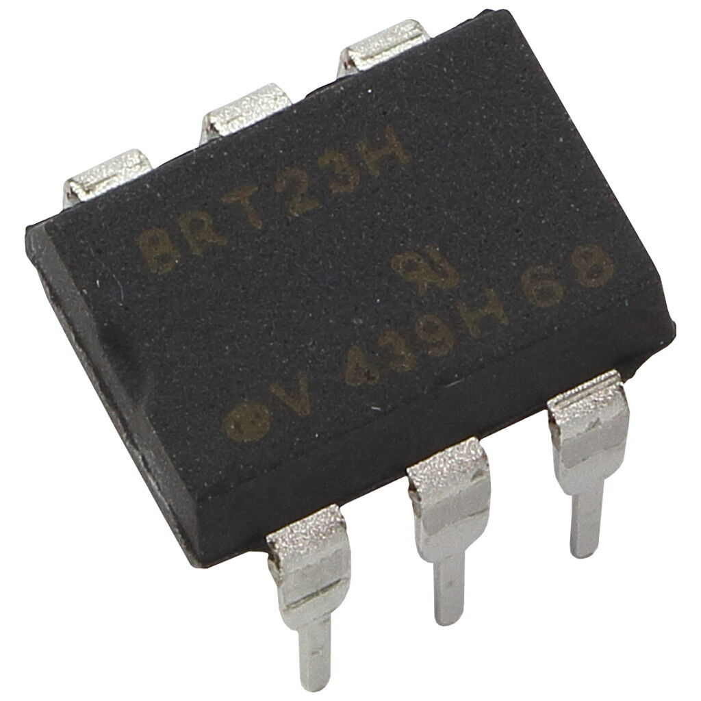 2x SFH619A Optokoppler THT Kanäle 1 Aus Darlington Schaltung Uce 300V VISHAY