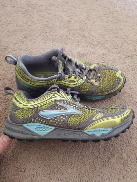 Brooks Womens Cascadia 6 Trail Running