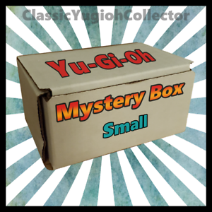 Yugioh Mystery Box Small 1 Special Edition 5 Booster Packs Ebay