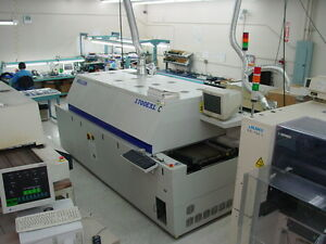Heller 1700EXL Reflow oven PCB SMT
