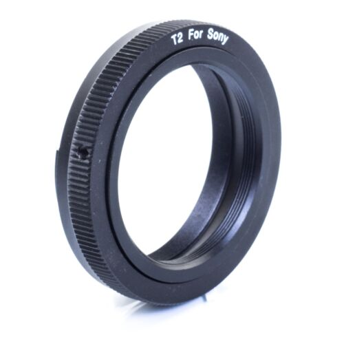 Kood T2 Adattatore obiettivo telescopio per telecamere Sony A mount