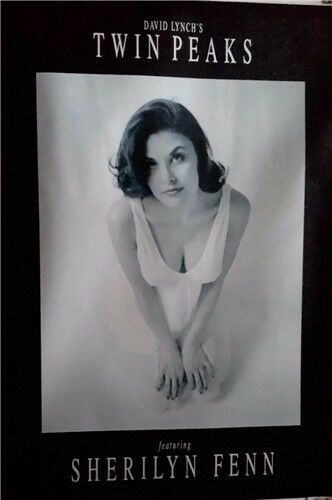 """USA TV Show 36/""""x24/""""wall Poster 009 Twin Peaks"""