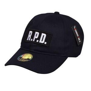 100% de garantía de satisfacción fábrica materiales de alta calidad Detalles de Oficialmente residente Evil 2 RPD gorra de béisbol- ver título  original