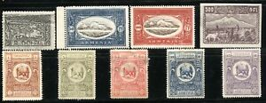 ARMENIA-Postage-Stamps-Collection-Mint-LH