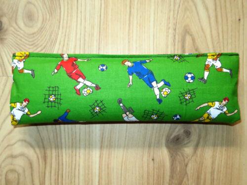 Gurtpolster Sicherheitsgurt Kindersitz Gurtschoner Geschenk Junge Fussball Socce