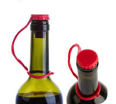 Great Red Wine Vacuum Retain HUA C Freshness Bottle Stopper Preserver Sealer