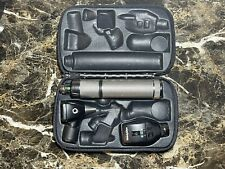 Welch Allyn Handle Wall Plug Battery Ophthalmoscope 11720 Otoscope 25020 Case