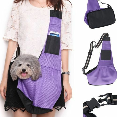 Pet Dog Puppy Cat Carrier Tote Slingle Shoulder Bag Outward Hound Front Carrier