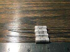 Lot Of 4 Nos Polystyrene Filmfoil Audio Capacitors 1uf 50v 01uf 100nf