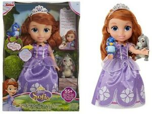 Disney Junior Magic Friendship Sofia et amis des animaux interactifs