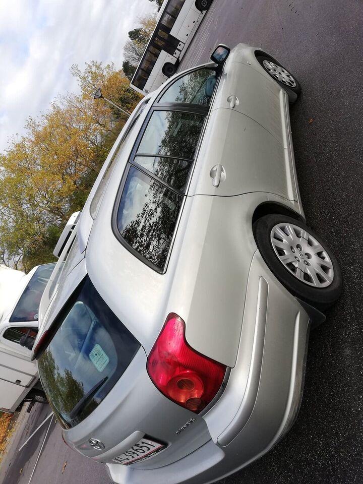 Toyota Avensis, 1,8 VVT-i Sol stc., Benzin
